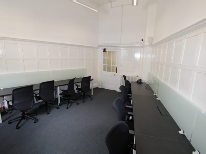 Private offices at The Guild